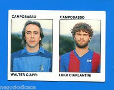 CALCIO FLASH '84 Lampo - Figurina-Sticker n. 320 -CIAPPI-CIARLANT CAMPOBASSO-New