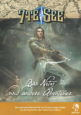7te See: Das Netz und andere Abenteuer | Rollenspiel | Pegasus Spiele