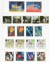s34777 UK GREAT BRITAIN 1991 MNH** Wide selection (4 scans)