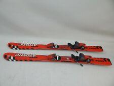 Atomic Race 5 Skis w/ Atomic Race 045 Bindings 110cm Youth Kids Junior Boys Girl