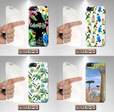 Cubierta para,Iphone,ANIMALI,silicone,suave,naturaleza,colores,fantasía,