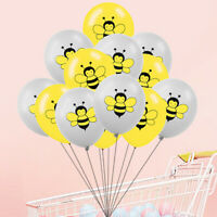 10pcs/set 12inch Cute Animal Bee Latex Balloon Birthday Party Dectb