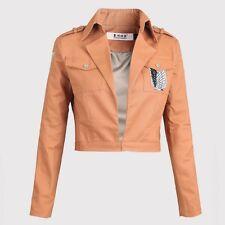 Attack on Titan Shingeki no Kyojin Scouting Legion Cosplay Costume Jacket Coat 1