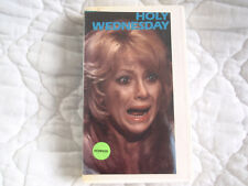 HOLY WEDNESDAY VHS SNAKES 70'S HORROR THRILLER LES TREMAYNE JANEY WOOD VERY RARE