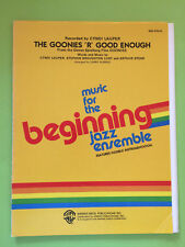 The Goonies 'R' good enough, Cyndi Lauper, arr. Larry Norred, Big Band