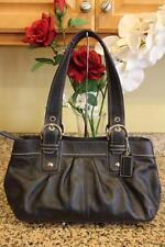 Coach Womens Soho Black Leather Tote Bag #13732 ([u200