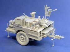 Resicast 1/35 REME British Airborne Lightweight Electrical Repair Trailer 351270