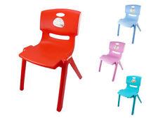 Tavolini e sedie in plastica per bambini
