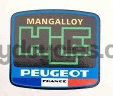 Peugeot Mangalloy File decal