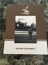 Swarovski Optik Military Equipment Brochure
