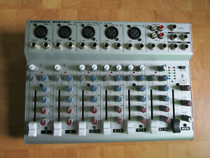 Behringer Mischpult Eurorack MXB1002