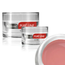 Silcare Pure Line Cover Nail Builder Building UV Gel 15g Self-levelling Medium