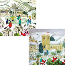 Help For Heroes Christmas Card Pack (Luxury) - Christmas Eve (5 of Each Design)
