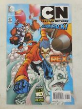 BEN 10 ~ GENERATOR REX Comic~CARTOON NETWORK ACTION PACK (2006) # 67 LAST ISSUE!