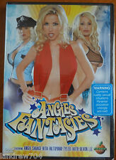 Peach Angie's Fantasies DVD NEW Unrated