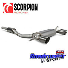 Scorpion Audi TT exhaust CAT BACK 1.8 Turbo MK1 Quattro Inoxydable 180/225 Système