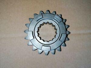 GEAR 20Z INGRANAGGIO CAMBIO 6' MARCIA KTM 125 EXC SX EGS 50233105700
