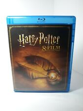 Harry Potter: Complete 8-Film Collection (Blu-Ray, 8-Disc) From The 4k Set