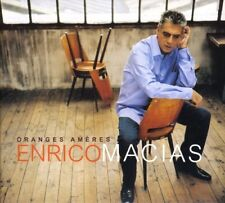 Enrico Macias - Oranges Ameres [New CD]