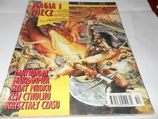 MAGIA I MIECZ - MAGAZYN GIER FANTASTYCZNYCH - 10/98 Zew Cthulthu