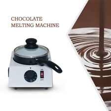 Chocolate Butter Melting Pot Electric Fondue Melter Machine Milk Tea Heating