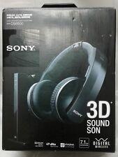 NEW OPEN BOX - Sony MDRDS6500 Digital Surround Headphones $299 - READ