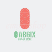 AB6IX 에이비식스 POP UP STORE OFFICIAL MD for ABNEW + Tracking Number