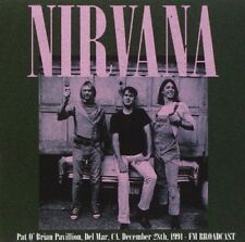 Nirvana ‎– Pat O'Brian Pavillion, Del Mar, CA, December 28th, 1991 (2015) CD NEW