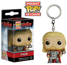 """AVENGERS AGE OF ULTRON THOR POCKET POP KEYCHAIN 2"""" BRAND NEW"""