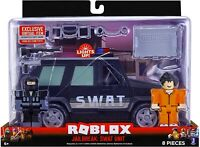 Roblox Action Collection - Jailbreak: SWAT Unit Vehicle Playset NEW