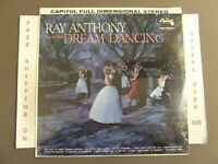 SEALED RAY ANTHONY PLAYS FOR DREAM DANCING LP ST 723