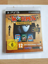 PS3 Worms Collection mit Anleitung. Sehr guter Zustand