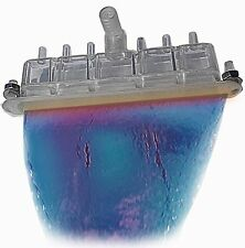 """free ship 10"""" hot tub clear body LED waterfall spa water Curtain water features"""