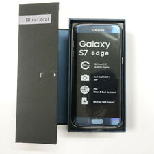 Samsung Galaxy S7 Edge duos SM-G9350 32GB Smartphone Android Handy Blau 4G LTE