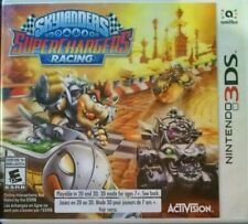 Skylanders Superchargers Racing Video Game Only! for Nintendo 3DS 2015