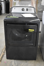 "Ge Gtd65Gbpldg 27"" Diamond Gray Front Load Natural Gas Dryer Nob #94001 Hrt"