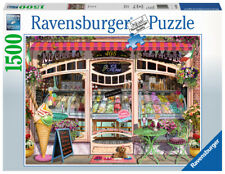 RAVENSBURGER PUZZLE*1500 TEILE*ICE CREAM SHOP*NEU+OVP