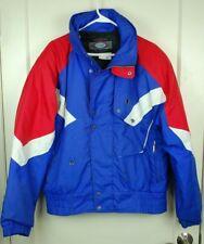 VTG Spyder Blue Red Ski Jacket Coat Thinsulate Hooded Men's US L - Hong Kong