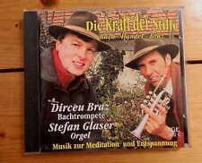 Die Kraft der Stille Stefan Glaser : Orgel Dirceu Braz : Bachtrompete BACH BRAZ