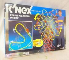 Knex Ferris-Coaster Wheel Building Set Ferris Wheel Roller Coaster Toy
