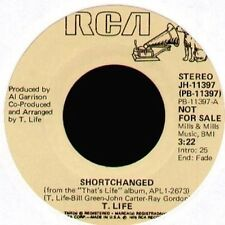 T. LIFE - Shortchanged - Rca