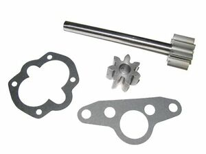 Oil Pump Kit 1936-1954 Pontiac 6 & 8 cylinder with 1 inch gears 239 249 268