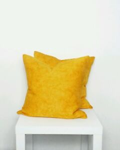 Yellow Mix Cushion Cover - Style My Pad