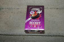 1993-94 Score Hockey Canadian Edition Unopened Wax Box