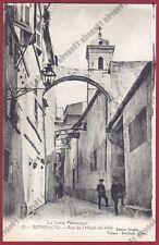 FRANCE CORSE BONIFACIO 03 CORSICA Cartolina CPA