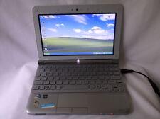 White 10.1 Toshiba Netbook NB205-N311