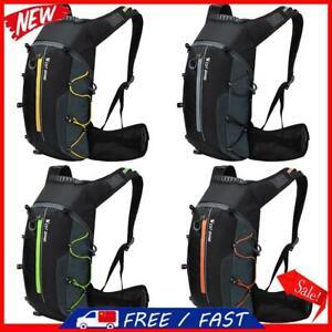 WEST BIKING 10L MTB Mountain Bike Bicycle Backpack Waterproof Bag Outdoor Sp S1