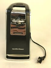 Hamilton Beach Smooth Touch Electric Automatic Can Opener 76606Za