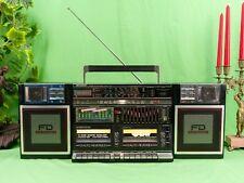 Sharp WF-939Z(BK) Stereo Boombox (SERVICED)