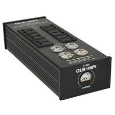 QLS-HiFi F1000 Super Audio Power Purifier Filter AC Power Socket